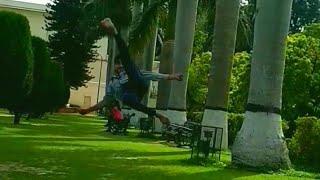 Tiger Shroff Bolly Kick In Slow Motion!!!