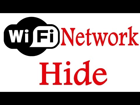 How To Hide WiFi ID Network for Public in Bangla