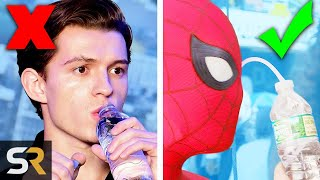 25 Secrets About Marvel Actors' Superhero Suits