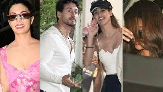 Parineeti Chopra HIDES Her Face, Jacqueline Spotted, Tiger Disha Watch SOTY 2