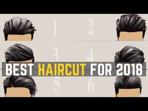 Top 7 Cool Haircuts for 2018 For Men