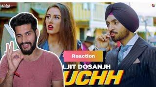 Diljit Dosanjh - Muchh   The Boss   Kaptaan   New Punjabi Songs 2019   Saga Music