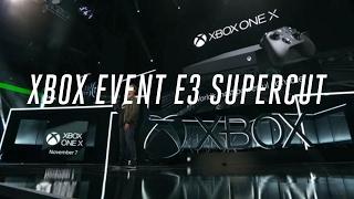 Microsoft Xbox E3 2017 press conference in 10 minutes