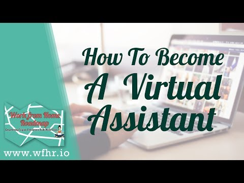 HOW TO BECOME A VIRTUAL ASSISTANT | JASLEARNIT 001