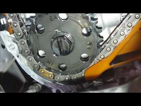 SUBARU FORESTER 2000cc DIESEL EE20 TIMING CHAIN REPLACEMENT