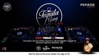 TequilaGang Live PerereFridays At Gushima With DJ Stigga Mathata OttoB And Vinny Da Vinci