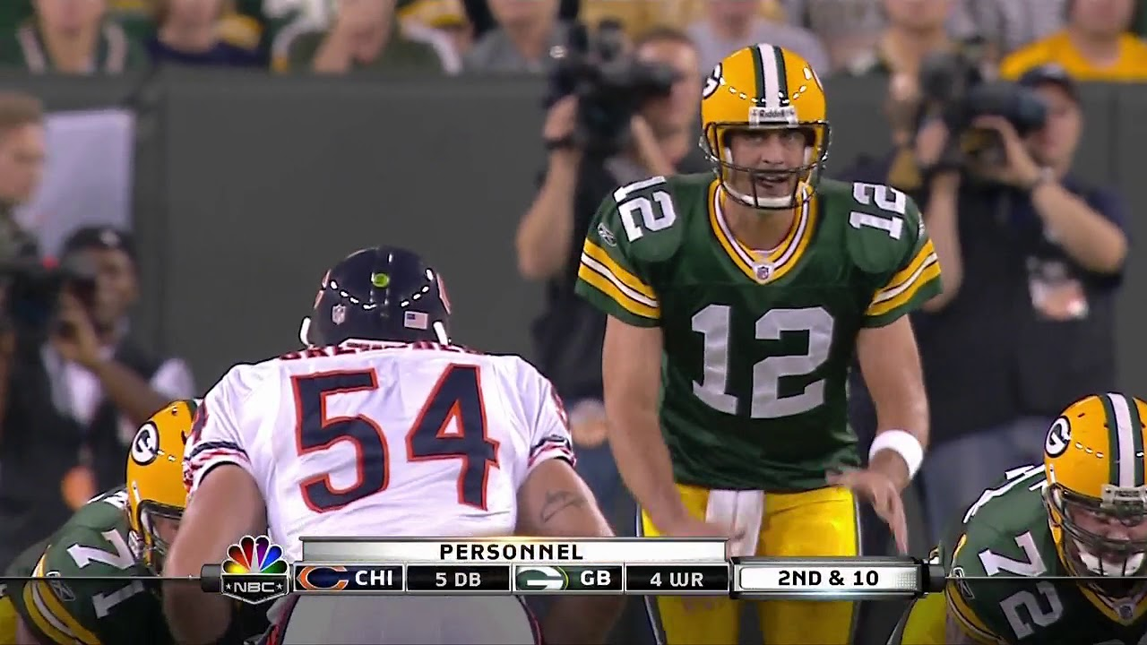 2009 Bears @ Packers