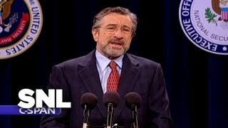Cold Opening: Homeland Security - Saturday Night Live