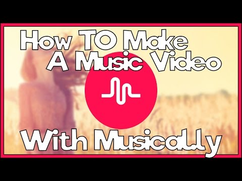 How To Make A Music Video With Musical.ly - Beginner Tutorial