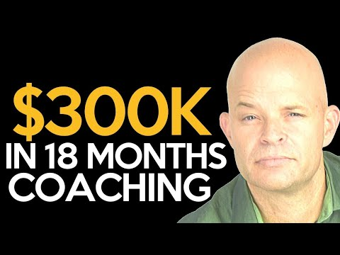 How I Made $302,333.20 in My First 18 Months as a Life Coach