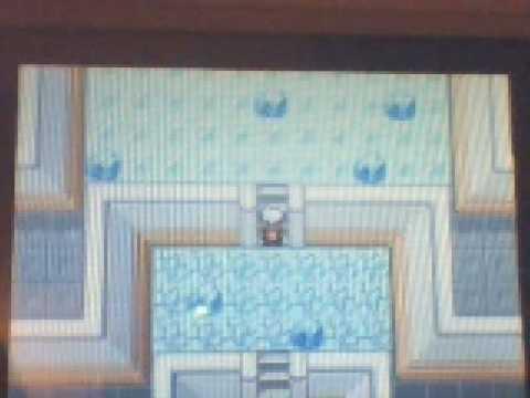 Getting to the Sootopolis Gym Leader (Sapphire)