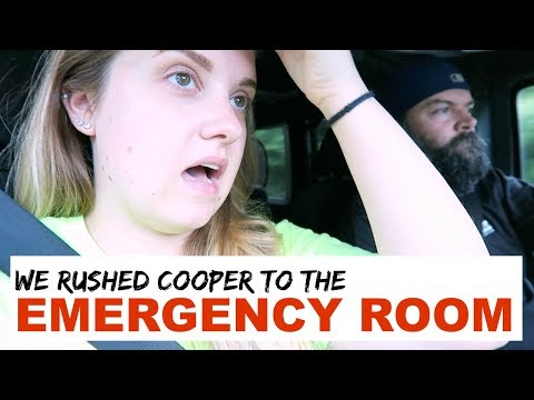 WE RUSHED OUR BABY TO THE EMERGENCY ROOM || 105 FEVER