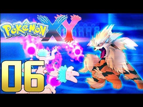 Arcanine x Dedenne! - Pokémon X/Y WiFi Battle #06