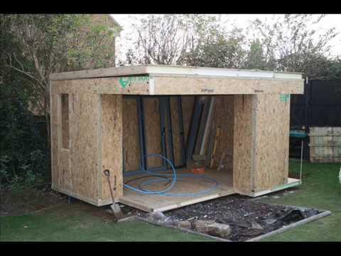 Home Office Garden Studio Extension Building