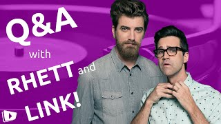 Download Rhett and Link Answer Your Questions at VidCon London! Video