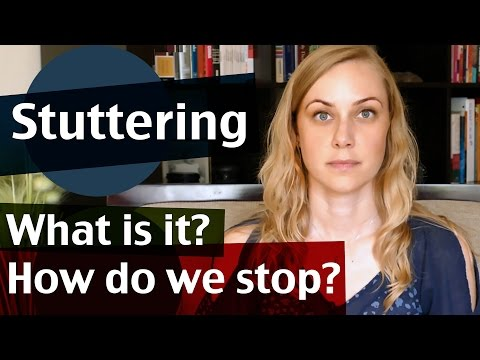 Stuttering What is it? What do we do about it? Mental Health Help with Kati Morton