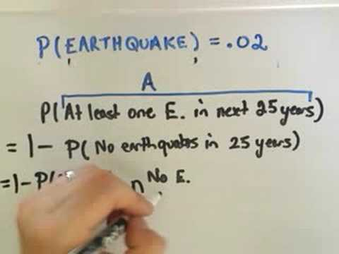 Calculating Probability -
