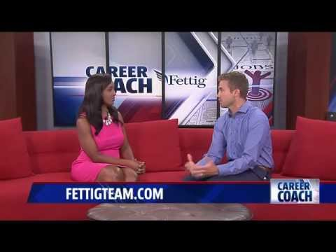 Career Coach Mike Fettig on Fox 17- Employment Agency Differences