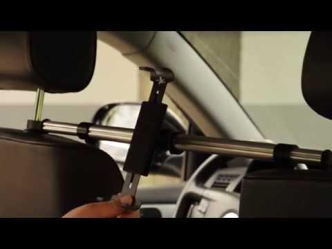 Uniwersalny uchwyt samochodowy na tablety - TAB6