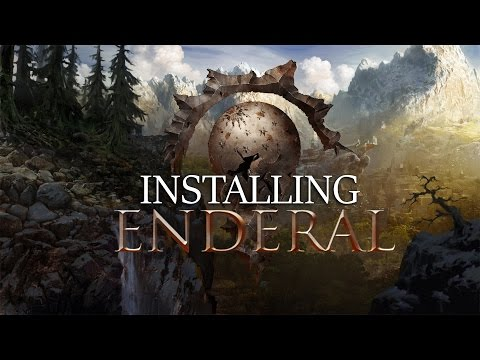 ENDERAL (Skyrim Mod) : How to Install