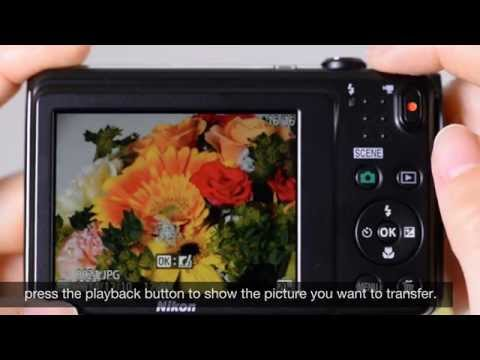 Nikon COOLPIX Spring 2015: How to transfer images with Wi-Fi®