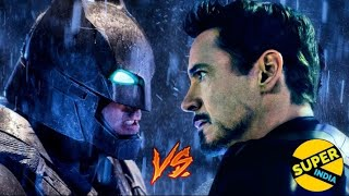 BATMAN VS IRON MAN  Explained in Hindi || SUPER INDIA||