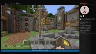 Minecraft Battle Live Stream