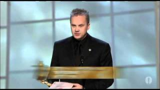 Tim Robbins Wins Supporting Actor: 2004 Oscars