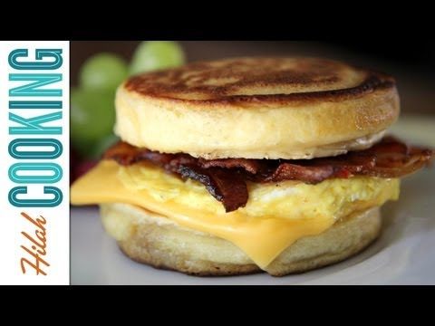 How to Make a McGriddle! | Hilah Cooking