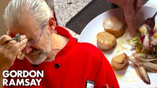 Download Head Chef Cries When He Tastes Gordon's Food | Hotel Hell Video