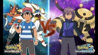 WiFi Battle #16 Vs  Payru   Pokemon Ultra Sun/Ultra Moon (Citra