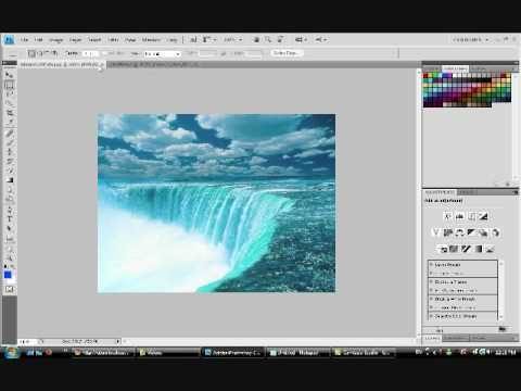 Change The Background In Photoshop