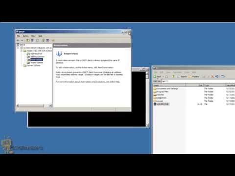 Migration of DHCP from Windows Server 2003 to Windows Server 2012