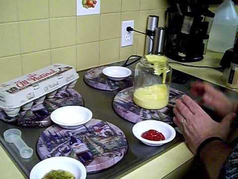 Homemade Thousand Island Salad Dressing