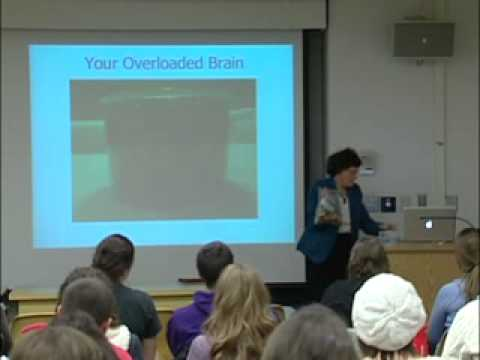 Joanne Cantor - Overcoming Information Overload