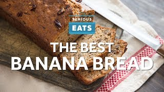 Download How to Make the Best Banana Bread Video
