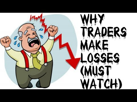 Why Traders Lose money