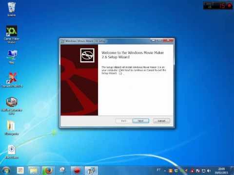 Como baixar e instalar o Windows Movie Maker antigo (2.6)