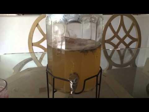How To Make Kombucha - Part 2 - How to Flavor Kombucha