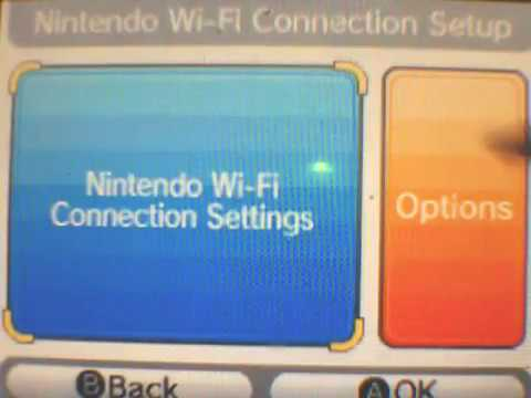 how to connect your DS to WFC
