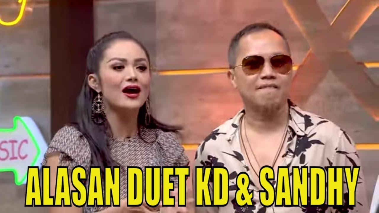 Download Krisdayanti Ungkap Kisah Dibalik Duet Dengan Sandhy Sondoro   ADA SHOW (12/06/21) Part 2 MP3 Gratis