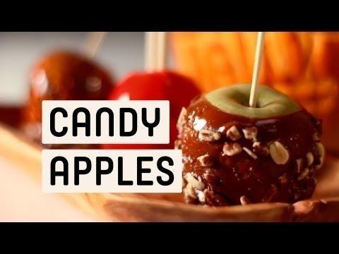 Top Candy Apple Recipe   Recipe Wars, Episode 8