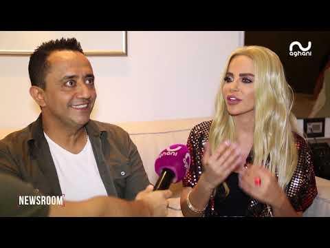 Xxx Mp4 علي الديك يعرض الزواج على ليال عبود وكاميرا أغاني أغاني تنفرد بتفاصيل الزفاف المنتظر 3gp Sex