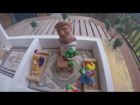Roman House School Project