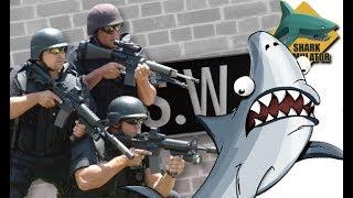 Shark Simulator - Update: Bring In The Swat Team!!!