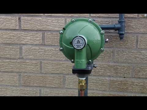 Cavagna Group - Kosan + Guardian LPG Regulator Installation Tutorial
