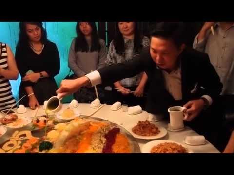 四季酒店豪华鱼生 Luxury Yusheng