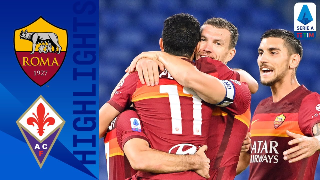 Roma 2-0 Fiorentina   Goals From Pedro & Spinazzola See Roma Claim All 3 Points!  Serie A TIM