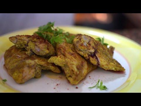 Indian Bodybuilding Recipe - High Protein Chicken