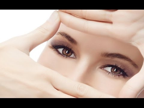 Get White Clear and Sparkling Eyes Naturally